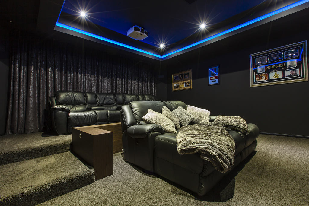 minka joinery luxury theatre