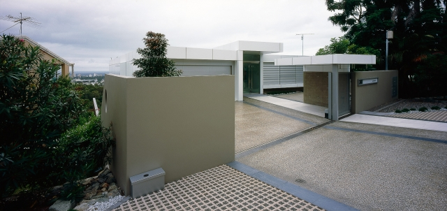 luxury house, ultramodern house, alucabond, futuristic, monolithic, cast concrete, sunshine coast, minka joinery