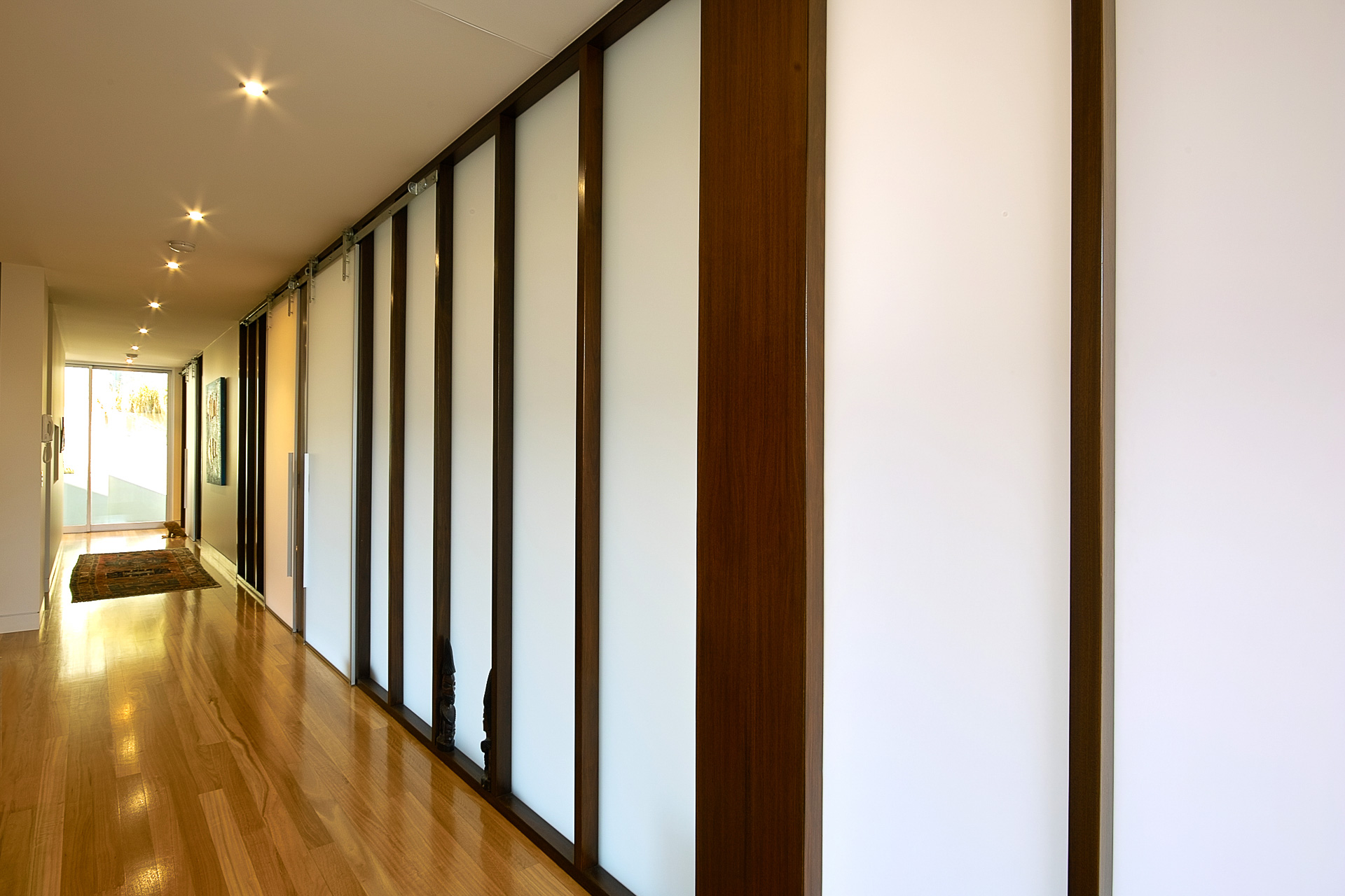 partition walls, timber, acrylic, custom made, new age veneer, industrial, beach views, interiors, minka joinery