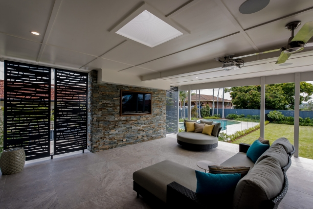 bbq, outdoor kitchen, alfresco living, Outdoor TV, outdoor lounge, minka joinery